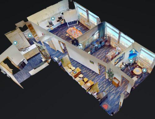 Virtual Tour Studio Prague